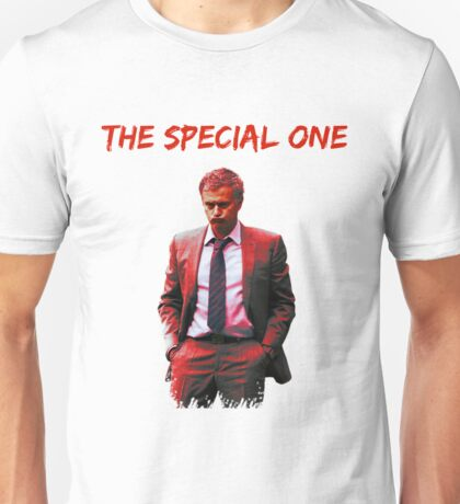 Jose Mourinho The Special one (T-shirt, Phone Case & more) Unisex T-Shirt