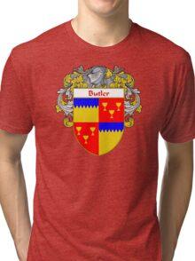 Butler Coat of Arms/Family Crest Tri-blend T-Shirt