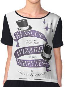 Weasleys' Wizard Wheezes Chiffon Top