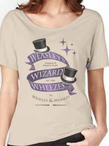 Weasleys' Wizard Wheezes Women's Relaxed Fit T-Shirt