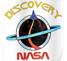 STS-114 Discovery Mission Logo Poster