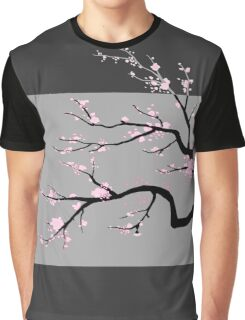 Sakura v2 - Adjusted for darker colors Graphic T-Shirt