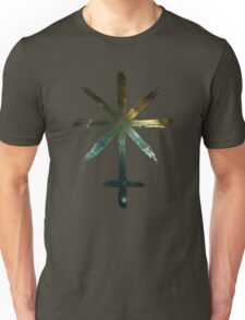 Juno Asteroid Symbol - Universe Edition Unisex T-Shirt