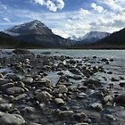 Rocky Mountains by lotusblossom