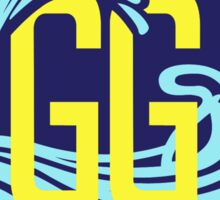 Girls' Generation Disk Logo Sticker