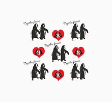Together forever penguin pattern Unisex T-Shirt