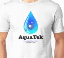 Aquatek Pro Water Purification Co. logo Unisex T-Shirt