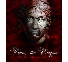 Venus the Vampire Photographic Print