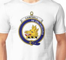 Campbell Clan Badge Unisex T-Shirt