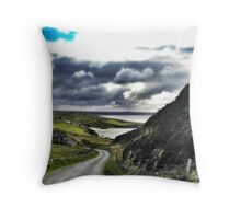 Beautiful Irish Afternoon in Donegal Throw Pillow