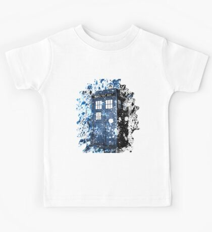 Blue Box Dispersion Kids Tee