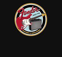 FENDER GUITARS & AMPLIFIERS Unisex T-Shirt