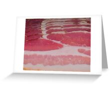 BACON-2 Greeting Card