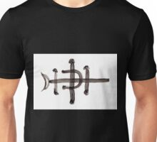 Alchemical Symbols - Torrefaction of Silver Unisex T-Shirt