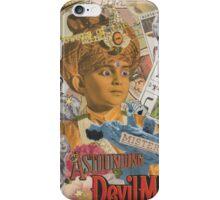 The Astounding Devilman iPhone Case/Skin