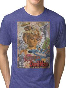The Astounding Devilman Tri-blend T-Shirt