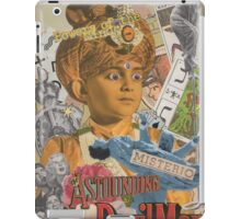 The Astounding Devilman iPad Case/Skin