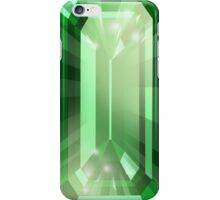 Emerald - E cut iPhone Case/Skin
