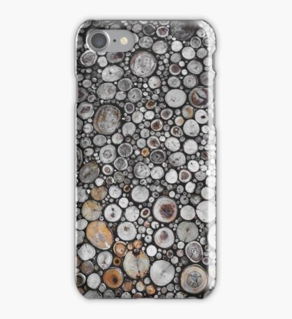 The stack by Gaye G iPhone Case/Skin