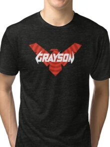 Grayson Agent of Spyral Tri-blend T-Shirt