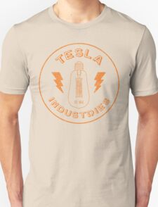 Tesla Industries Unisex T-Shirt