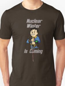 Fallout 4 | Game of Thrones - Nuclear Winter T-Shirt
