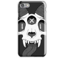 Heck Cat iPhone Case/Skin