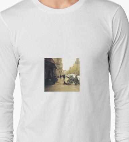 Berlin boy Long Sleeve T-Shirt