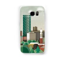 This Green City Samsung Galaxy Case/Skin