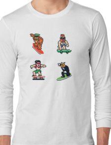 T&C Surf Design NES Long Sleeve T-Shirt
