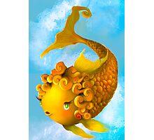 Mildred the Magic Fish Photographic Print