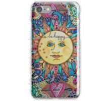 Be Happy iPhone Case/Skin