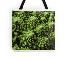 Vegan Victor - Broccoli Fractals 1. Tote Bag