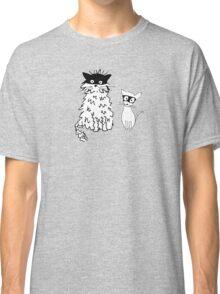 Cat superheroes Classic T-Shirt