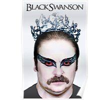 Black Swanson Poster