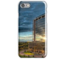 Office Building in Texas iPhone Case/Skin