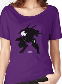 iWin Women's Relaxed Fit T-Shirt