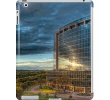 Office Building in Texas iPad Case/Skin