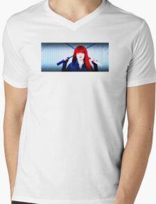 Black Widow 2 Mens V-Neck T-Shirt