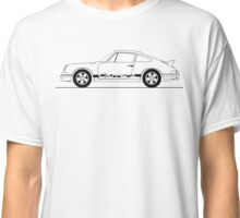 Line art - early 911 Classic T-Shirt