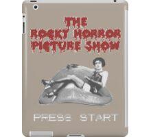 Rocky Horror (GameBoy Menu) iPad Case/Skin