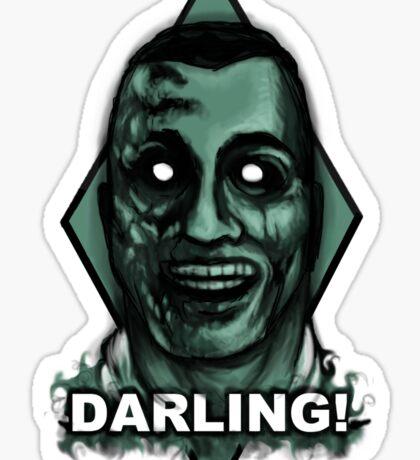 Darling! Sticker