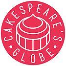 Cakespeare's Globe Logo by geeksweetie