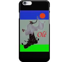 Olé! iPhone Case/Skin