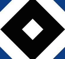 Hamburger SV Badge - Bundesliga Sticker