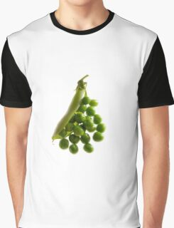 fantasy,peas on the move,busting out of the pod. Graphic T-Shirt