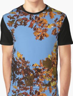 Forest Heart Graphic T-Shirt