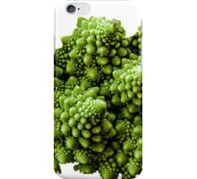 Vegan Victor - Broccoli Fractals 2. iPhone Case/Skin