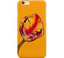 Parrot Tulip No.2 iPhone Case/Skin