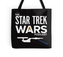 Star Trek Wars Podcast Logo (Transparent Background) Tote Bag